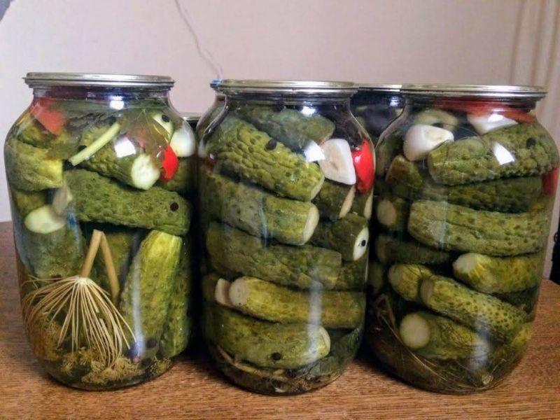 Маринованные огурцы быстрого приготовления - пошаговые рецепты хрустящих огурцов