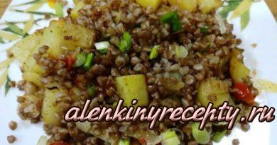 Гречка с овощами на сковороде – постные рецепты приготовления