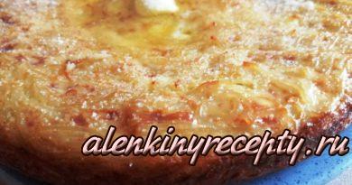 Как приготовить лапшевник из макарон и яиц в духовке
